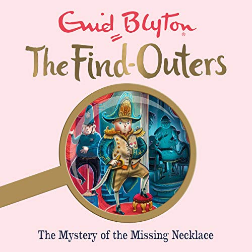 The Mystery of the Missing Necklace cover art