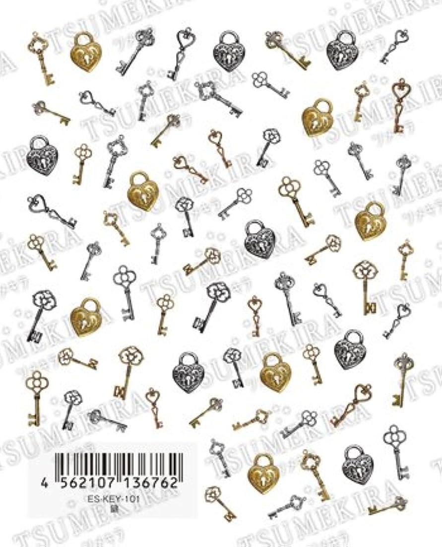 改修する財団破滅的なツメキラエス ネイル用シール 鍵