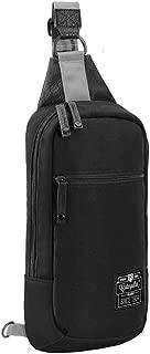 Caterpillar NATA Crossover Bag, (Black Grey), (83194-88)