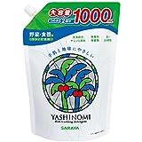 サラヤ ヤシノミ洗剤 スパウト詰替用 1000ml