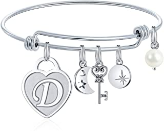 Best bracelets with initial Reviews