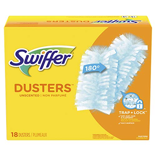 Our #5 Pick is the Swiffer Dusters Refills