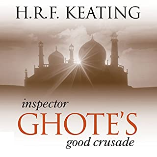 Inspector Ghote's Good Crusade cover art