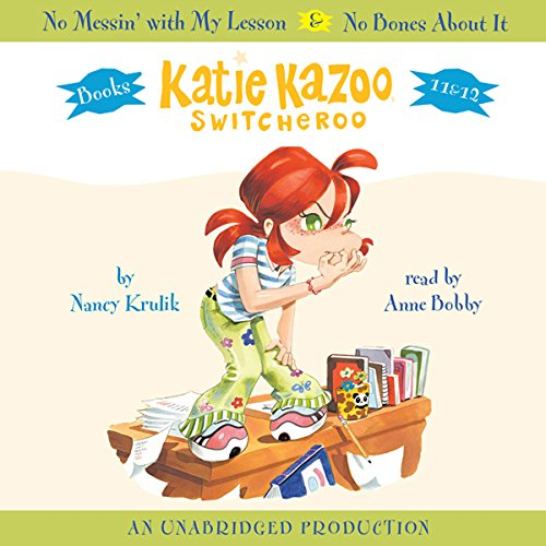Katie Kazoo, Switcheroo: Books 11 and 12 cover art