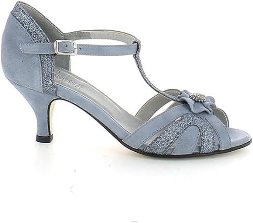 L'ANGOLO CALZATURE - Sandalias de Vestir para damen grau grau
