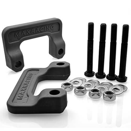 Maxracing 2  Front End Leveling Kit Compatible with Avalanche Silverado Suburban 1500 Tahoe Sierra Yukon XL1500