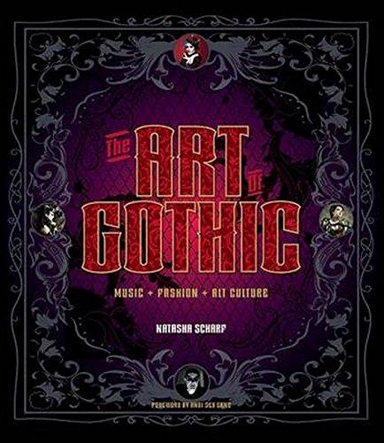 Art Of Gothic: Buch