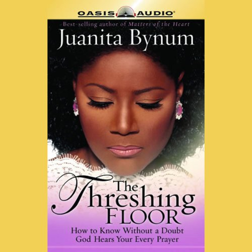 The Threshing Floor audiobook cover art