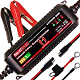 MOTOPOWER MP00207A 12V 2Amp Chargeur de Batterie Automatique Intelligent/Maintainer...