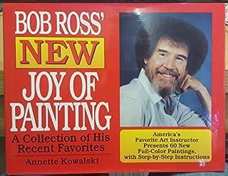 America's Favorite Art Instructor Bob Ross' New Joy of Painting