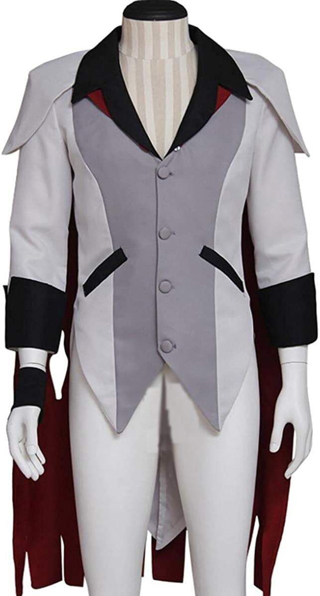 RWBY Qrow Branwen Cosplay Jacket Top Cape Anime Halloween Carnial Costume