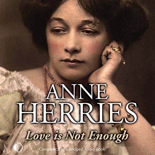 Love Is Not Enough audiobook cover art