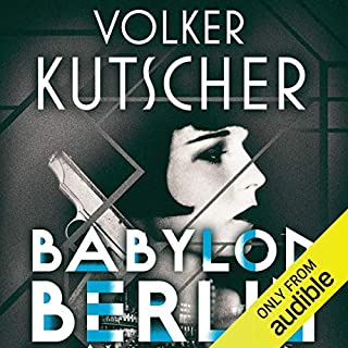 Babylon Berlin audiobook cover art