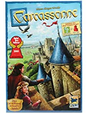 Asmodee HIGD0100 Carcassonne: New Edition, strategispel, tyska
