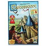 Asmodee Carcassonne: Neue Edition, Strategiespiel, Deutsch