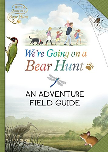 going on a bear hunt board book - 5