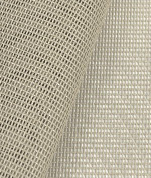 Phifertex Standard Solids - Almond Fabric - by the Yard