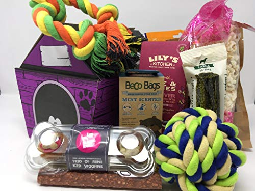 Large Dog Treat Hamper