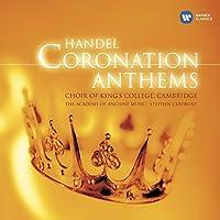 Handel: Coronation Anthems (2001-10-09)