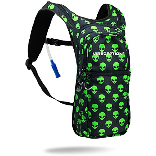 Vibedration VIP 2 Liter Hydration Pack Backpack for Hiking, Running, Mountain Biking, Cycling,...