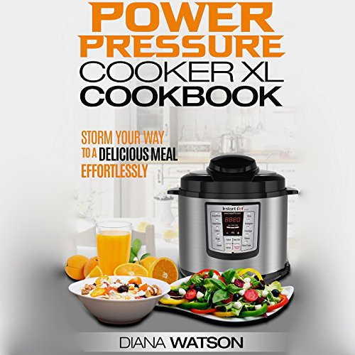 The Power Pressure Cooker XL Cookbook cover art