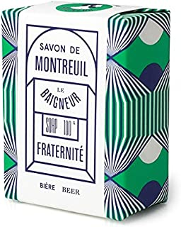 ル 石鹸100グラム x2 - Le Baigneur Fraternite Soap 100g (Pack of 2) [並行輸入品]