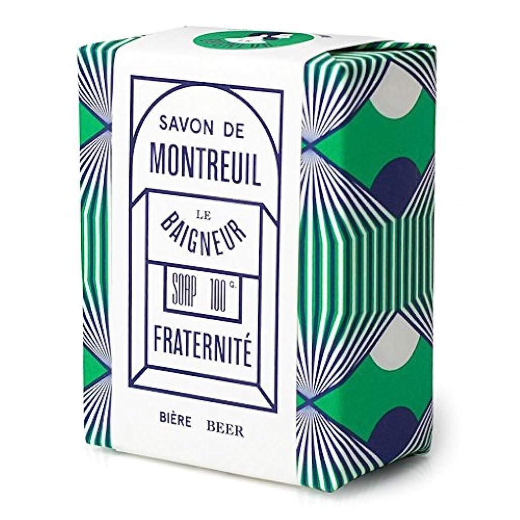 ミス所持おめでとうル 石鹸100グラム x4 - Le Baigneur Fraternite Soap 100g (Pack of 4) [並行輸入品]