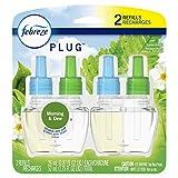 Febreze Plug in Air Freshener and Odor Eliminator, Scented Oil Refill,...