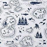 Pillowfort Treasure Island Sheet Set Blue (Full)