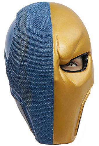 Xcoser Deathstroke Maske V5 Orange -  mehrfarbig -  Large