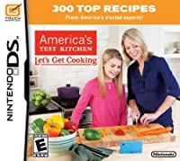Americas Test Kitchen Let's Get Cooking