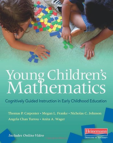 Young Childrens Mathematics Cognitively Guided Instruction In Early Childhood Education