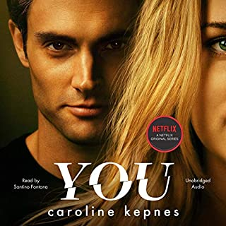 You                   By:                                                                                                                                 Caroline Kepnes                               Narrated by:                                                                                                                                 Santino Fontana                      Length: 11 hrs and 6 mins     482 ratings     Overall 4.2