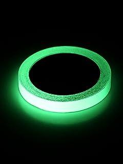 لاصق مضيء في الظلام - أخضر فاتح 9 مم في 5 متر