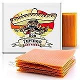 Duritos (Duros) Mexican Wheat Pellets Large-10x10 Size, 1 Lb Box - Chicharron de Harina - by Turinos