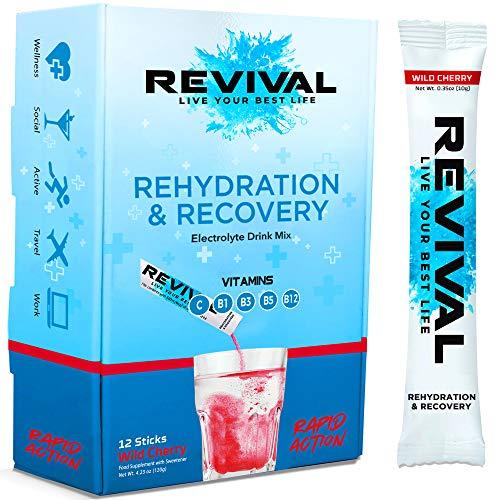 Revival Anti-Kater Elektrolyt Pulver
