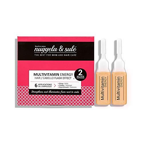 Nuggela & Sulé Ampolla Premium Keratina-Hialurónico (2 Unidades De 10 ml.)