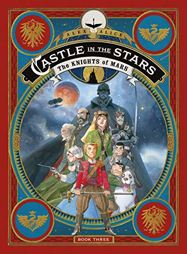 Castle in the Stars: The Knights of Mars (English Edition)