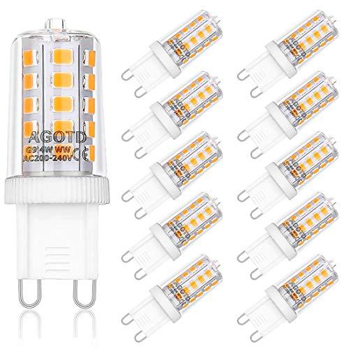 Agotd -   4W G9 Led Lampe,