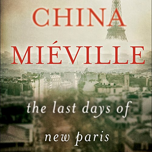 The Last Days of New Paris audiobook cover art