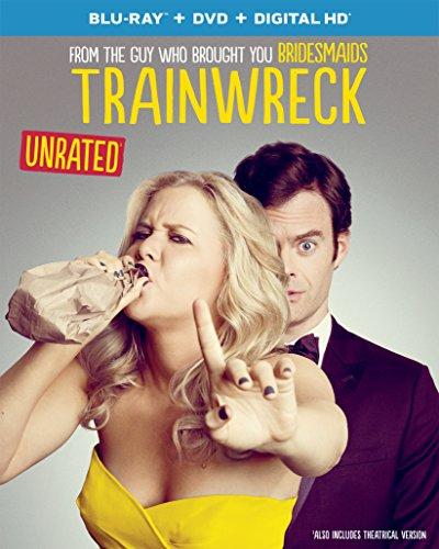 Trainwreck (Blu-ray+ DVD + DIGITAL HD with UltraViolet)
