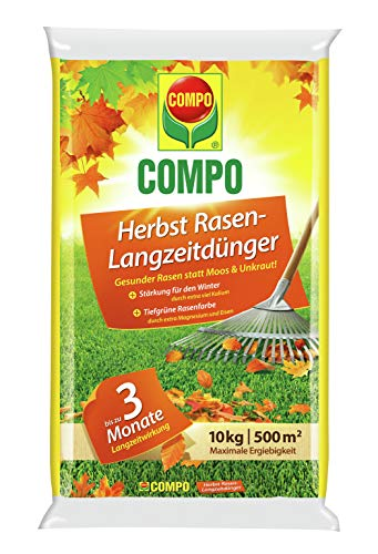 Compo GmbH -  Compo Herbst-Rasen