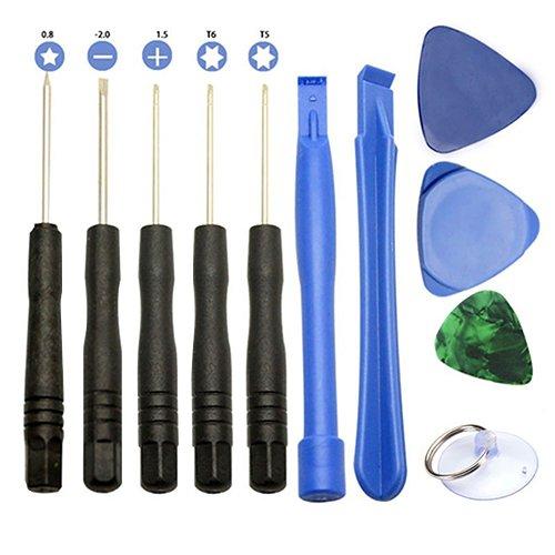 Greenlans 11-teiliges Reparatur-Werkzeug-Set zum Öffnen von Hebeln, Reparatur-Werkzeug-Set für Handys, elektronische Geräte und mobile Geräte