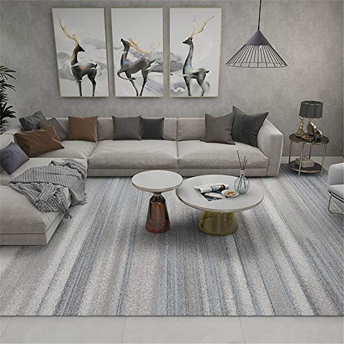 Tappeti accessori casa Tappeto morbido con design a strisce...