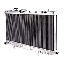 Full Aluminum Racing Radiator Replacement For SUBARU IMPREZA GDA 2002-2007/GDB WRX STI Vers 7~9 High Preformance