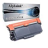Toner Alphaink Compatibile con Brother PFTN2320 versione da 2600 copie per stampanti Brother DCP-L2500 2520 2540 2560 2700 HL-L2300 2320 2321 2340DW 2360DW 2700DW MFC-L2701 2703 2720DW 2740DW