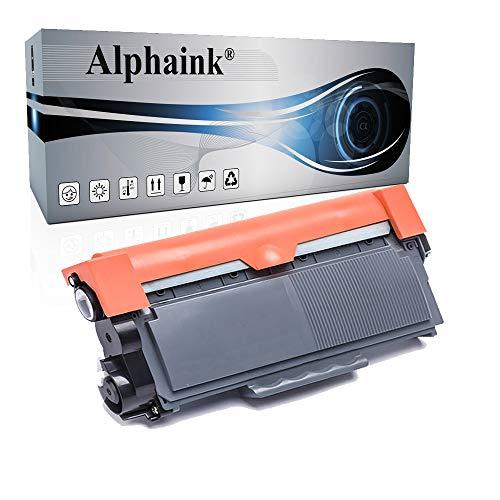 Alphaink Toner Compatibile con Brother TN-2310 TN-2320 per stampanti Brother DCP-L2500 2520 2540 2560 2700 HL-L2300 2320 2321 2340DW 2360DW 2700DW MFC-L2701 2703 2720DW 2740DW versione da 2600 copie