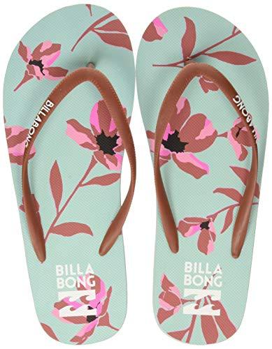 Billabong Women's Beach & Pool Shoes, Multicolour Beach Glass 4453, 7