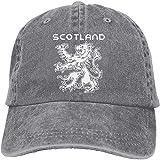 Moruolin Scottish Lion Rampant Flag of Scotland Unisex Trucker Hats Dad Baseball Hats Driver Cap