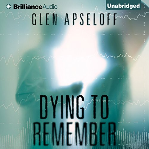 Dying to Remember audiobook cover art